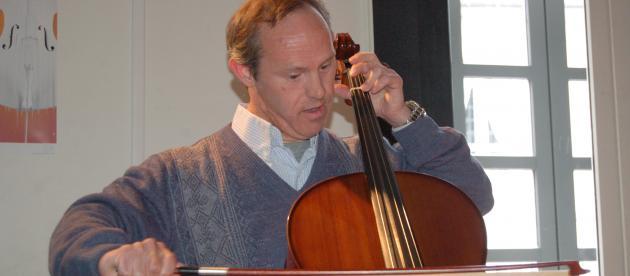 Musique à L'Arche à Beauvais